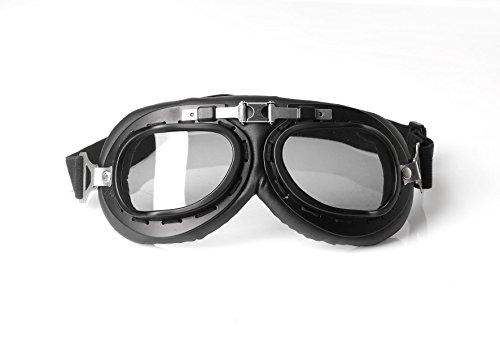 Bikerbrille Motorradbrille Sonnenbrille schwarz CMX Hawk-Eye Supreme