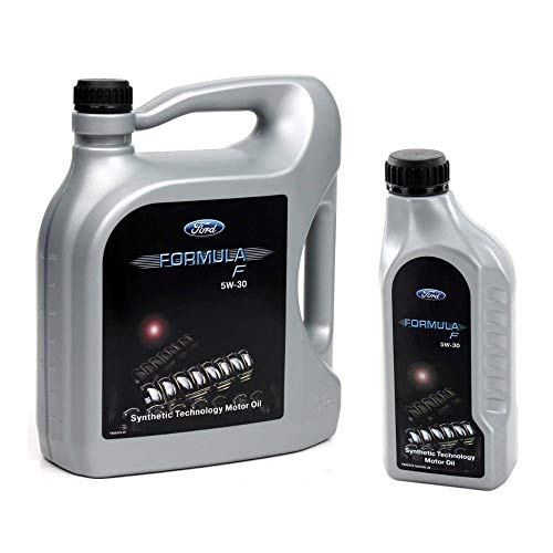 Olio motore Ford Formula F 5W-30 Synthetic Technology 5W30 6 L