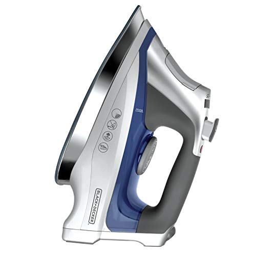 Black & Decker D3025-MX Plancha Power Pro, Azul