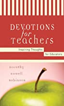 Devotions For Teachers (Inspirational Library)