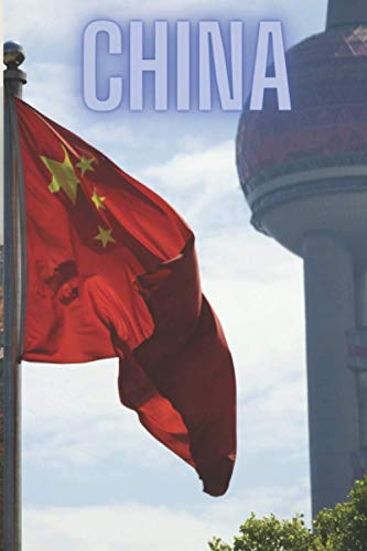 China: Notebook for learning Chinese