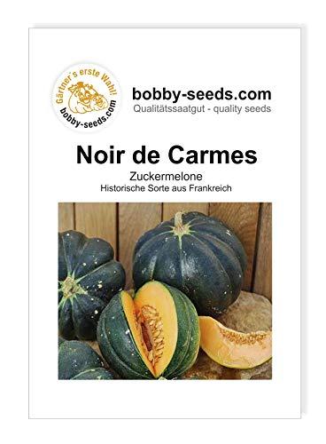 Noir de Carmes Zuckermelone Samen von Bobby-Seeds Portion