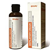 Best Depilatory Creams - Blitzby Depilatory Cream For Men and Hair Removal Review