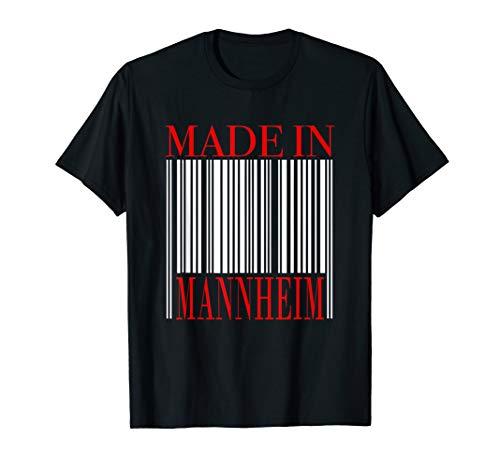 Made in Mannheim I Geschenk für jeden Mannheimer