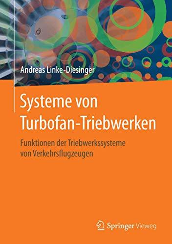 Systeme von Turbofan-Triebwerken: Funktionen der Triebwerkssysteme von Verkehrsflugzeugen