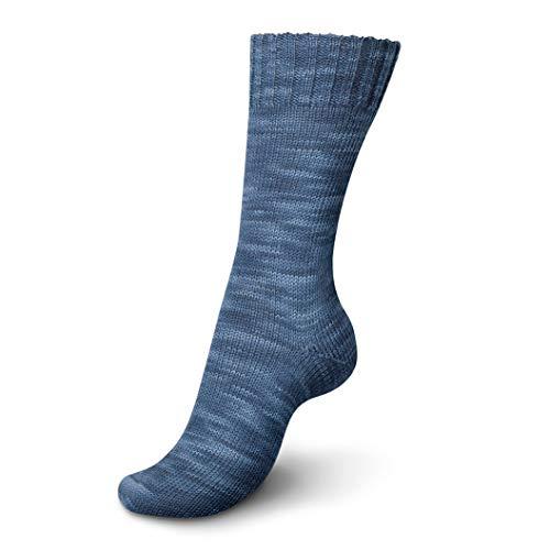 Regia Handstrickgarne 4p Color 100g Jeansblau