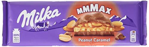Milka Schokolade, Peanut Caramel, 276 g