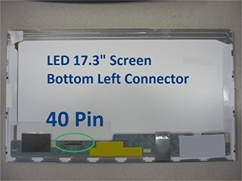 MicroScreen msc35568Anzeige Notebook-Ersatzteil–Komponente für Laptop (Dsplay, 43,9cm (17.3), 1600x 900Pixel)