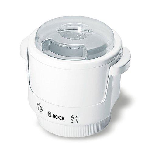 Bosch MUZ4EB1 ijsmachine, wit