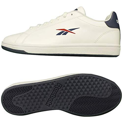 Reebok Royal Complete Sport, Zapatillas de Tenis Unisex Adulto, Blanco/VECNAV/VECRED, 41 EU