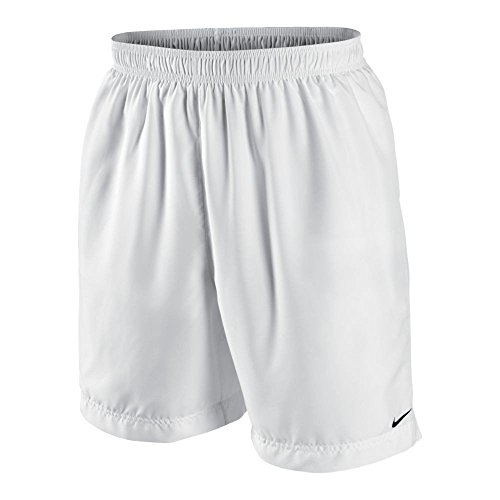 Nike Us Equaliser Knit Shorts [TM WHITE/TM BLACK] (M)