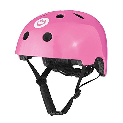 Gotrax MultiSport Skateboard Scooter and Bike Helmet Pink Small