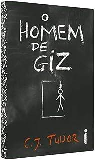 Capa do livro O Homem de Giz