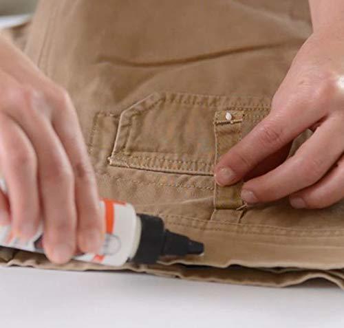Tear Mender Bish's Original Tear Mender Instant Fabric and Leather Adhesive, 2 oz Bottle, TG-2