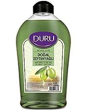Duru Natural Olive Zeytinyağlı Sıvı Sabun, 1.5 lt