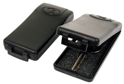 Custom Accessories 46061 Twin Set Magnetic Key Holder , black