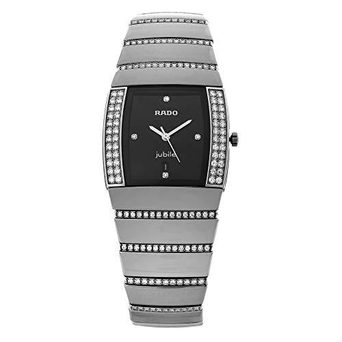 Rado Sintra Jubile - Reloj de cuarzo para mujer (cerámica, 1,20 cttw, R13577719)