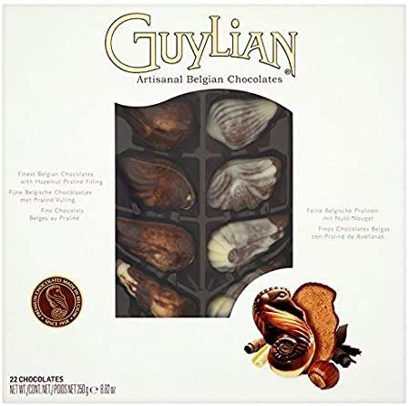 Guylian Don't miss the campaign Seashell Gift Box discount - of 250g 2 Pack