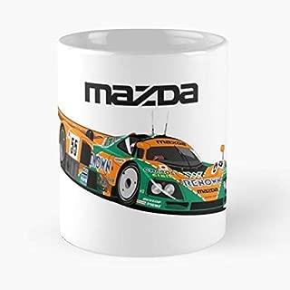 Mazada 787b Le Mans 24h Race Car - Coffee Mug Best Gift 11 Oz Father Day
