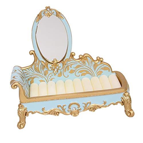 Baoblaze Mini Présentoir Sofa Lounge Canapé Anneau Bijoux Support Mariage Décor