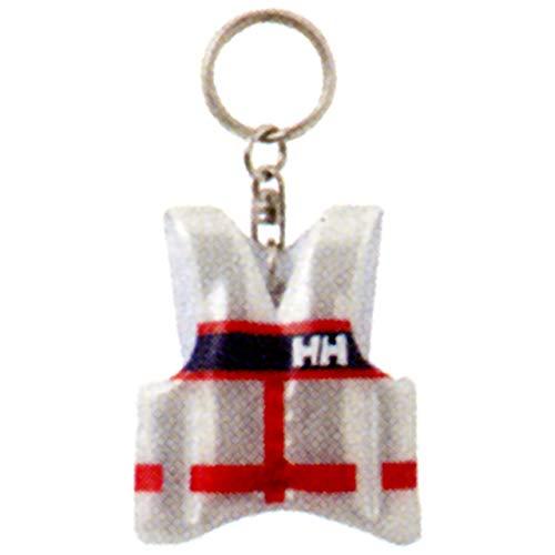 [ヘリーハンセン] キーチェーン Life Jacket Flash Key Holder ホワイト F