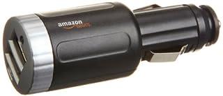 AmazonBasics - Cargador de coche para reproductor MP3/MP4, GPS y teléfono móvil (2 puertos USB), color negro (B00511PS3C) | Amazon price tracker / tracking, Amazon price history charts, Amazon price watches, Amazon price drop alerts
