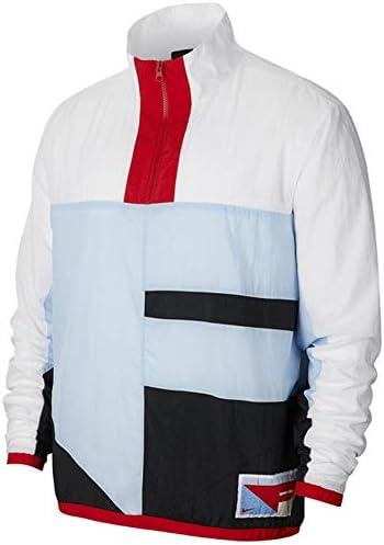 Nike Flight Jacket Psychic Blue White Black LG product image