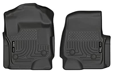 Husky Liners Front Floor Liners Fits Cab