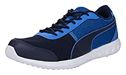 Puma Men's Blue Running Shoes
