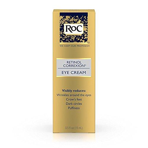 RoC Eye Cream, Retinol Correxion 0.5 oz (Pack of 3)