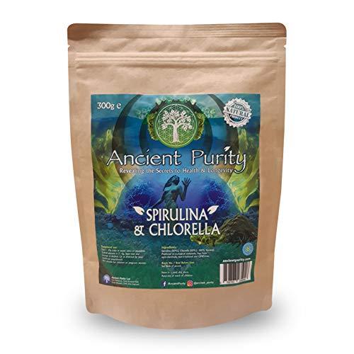 Spirulina & Chlorella Powder - 300g