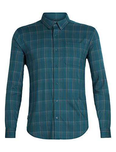 Herren Compass Flannel LS Shirt