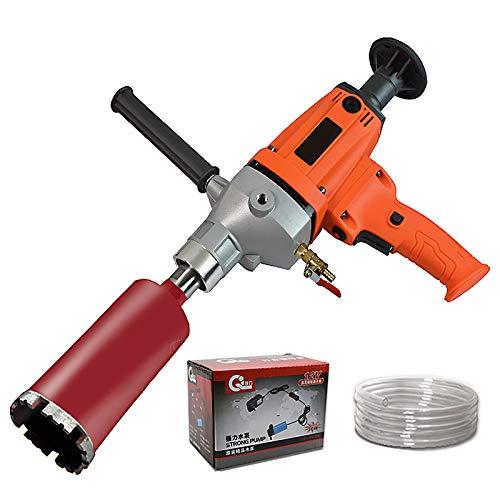 SUQIAOQIAO Rotary Electric Drill, Diamant Wasser Drill, High-Power Industrial-Grade...
