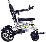Fauteuil roulant d'aide à la mobilité, Fauteuils roulants électriques, en alliage d'aluminium...