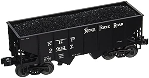 Williams von Bachmann Nickel Plate Road 2-Bay Ball Au halb doppelstrebig Hopper Truck, 55 nnen