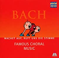Bach 2000 Famous Choral Works