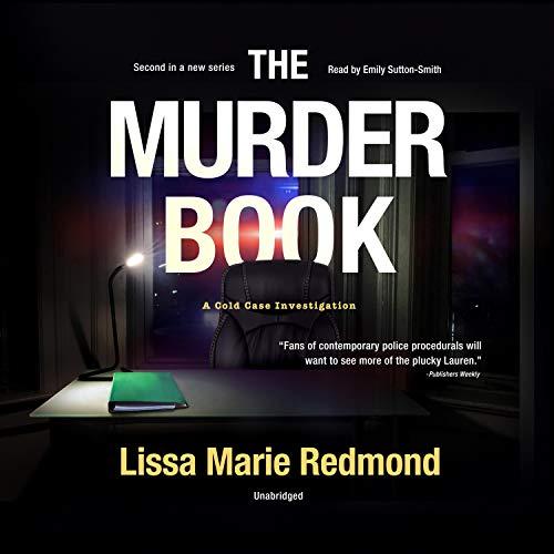 The Murder Book cover art