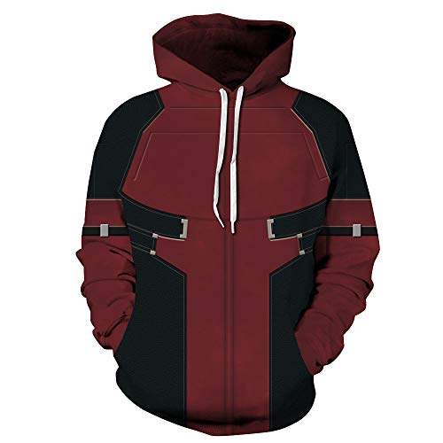 deadpool sweater hoodie pullover apparel top gift