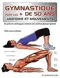 Gymnastique pour les plus de 50 ans