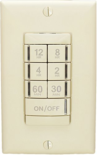 Sensor Switch PTS 720 IV 12 Hour Line Voltage Programmable Interval Timer Switch, White