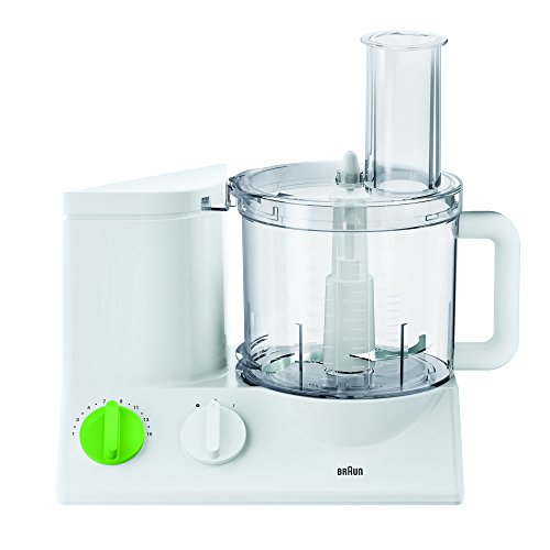 Braun FP3010 TributeCollection Food Processor, 220-volt