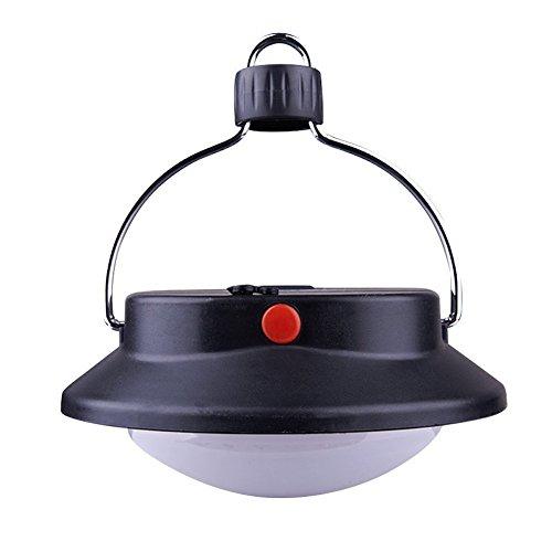 DHYED Lámpara de exterior multifuncional para camping, paraguas, luz nocturna, portátil, 60 LED, lámpara de camping