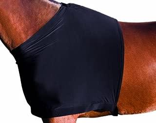 Lycra Shoulder Guard, Black
