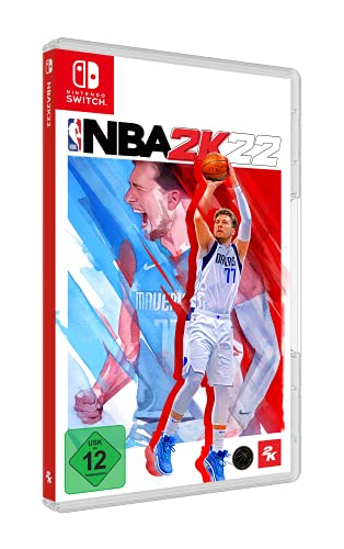 NBA 2K22 Amazon Standard Plus - [Nintendo Switch]