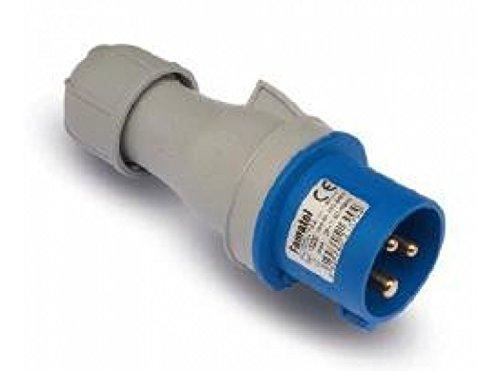 FAMATEL 13200 Spina 2P-T 16A 220-240 V IP 44