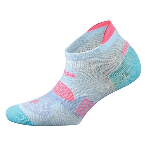 Balega Hidden Dry Moisture-Wicking Socks For Men and Women (1 Pair), Cool Blue, Large