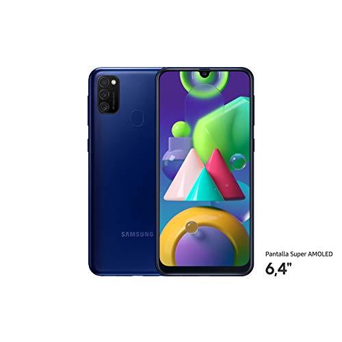 Samsung Galaxy M21 - Smartphone Dual SIM de 6.4' sAMOLED FHD+...