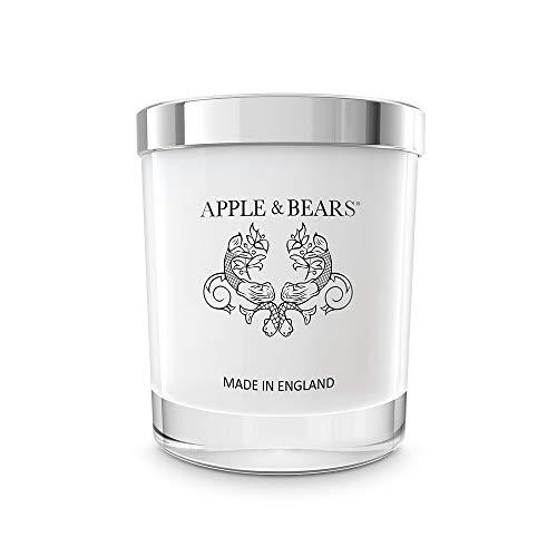 Geurkaars appel en Bears lavendel, 200 g