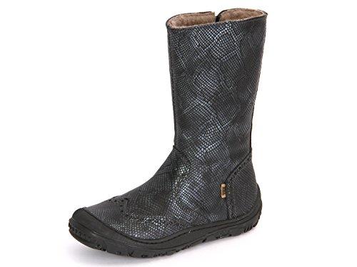 Bisgaard BLACK605 Stiefel Reine Wolle wasserdicht Größe 27