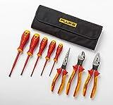 Kit básico de herramientas de mano aisladas: 5...